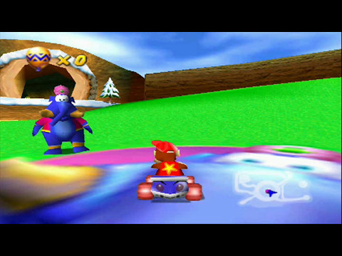 Diddy Kong Racing ST - Timber's Island ~ Taj's Karaoke