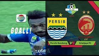 Persib Bandung 2 - 0 Sriwijaya FC