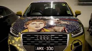 AUDI ZAGAME 2017: Ambassador Drive Day (full version)