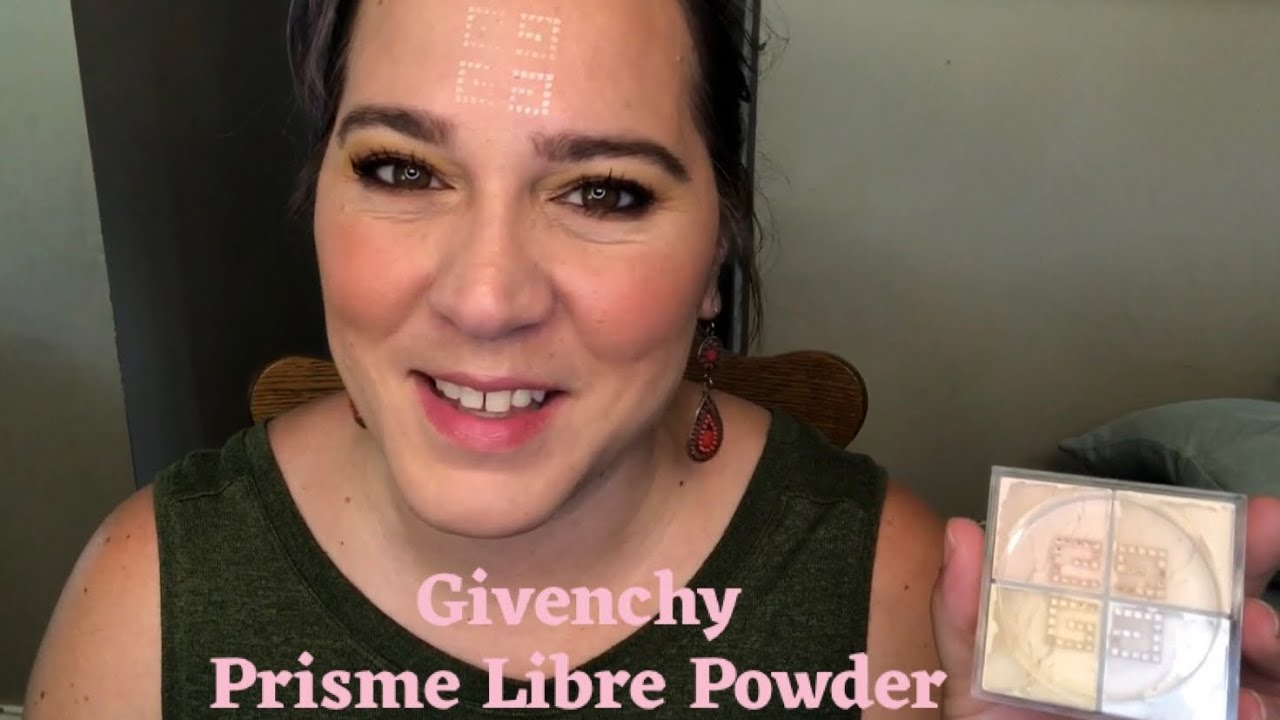 Product Review: Givenchy Prisme Libre Setting & Finishing Powder