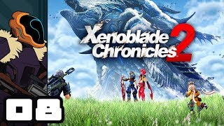 Let's Play Xenoblade Chronicles 2 - Nintendo Switch Gameplay Part 8 - Tiger Tiger!