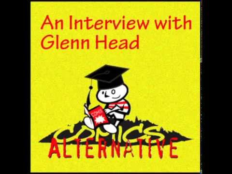 Interview with Glenn Head - The Comics Alternative