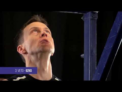 Lisäpainoleuanvedon SM 2017 / Finnish Weighted Pull-Up/Chin-Up Championships 2017