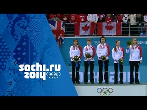 Curling - Women's Gold Medal Game - Canada v Sweden | Sochi 2014 Winter Olympics