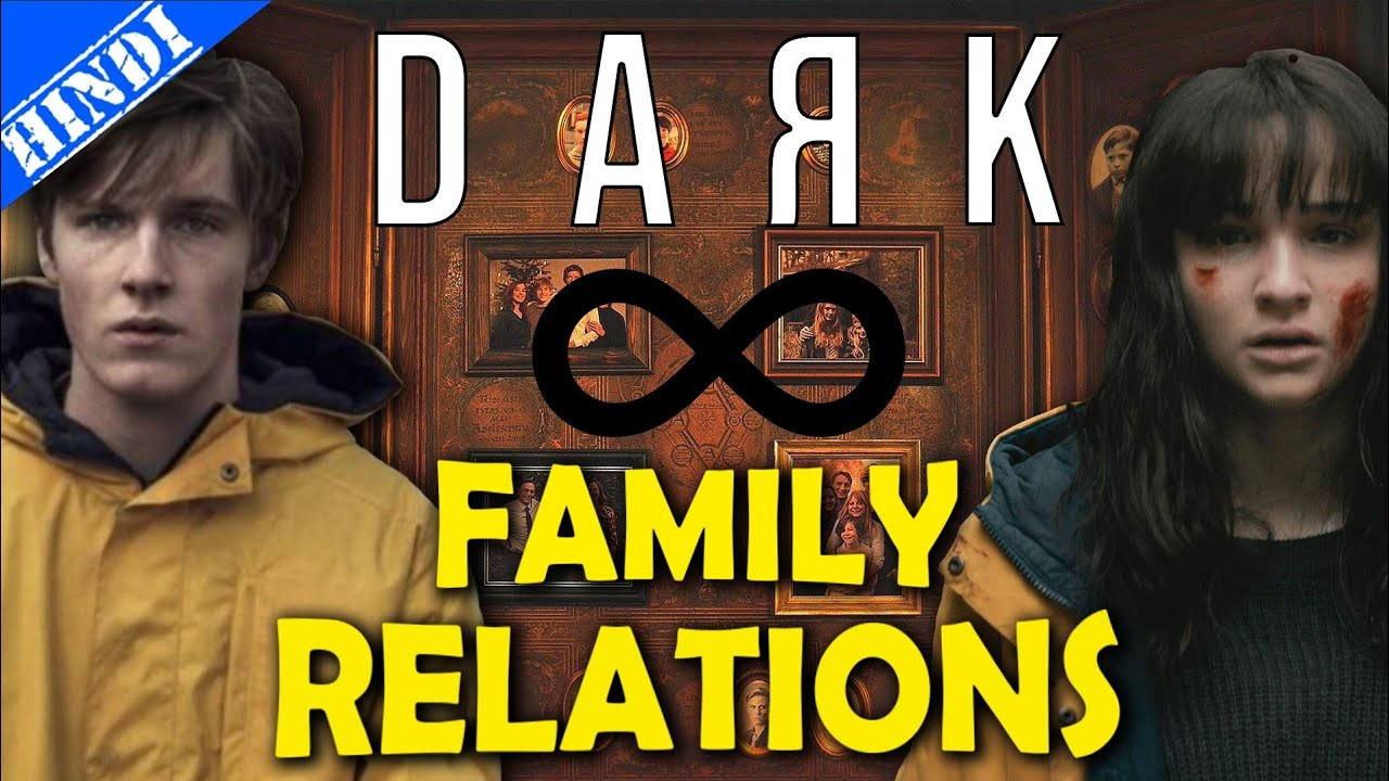 There Is Only 1 Family in Dark! Dark Family Relations Explained In Hindi   Dark Netflix   Super PP