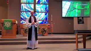 Peace Lutheran Church Third Sunday of Epiphany, January 24th, 2021.