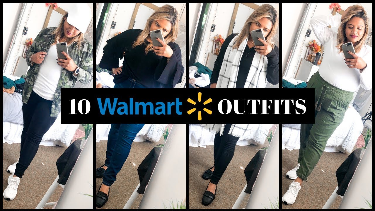 Plus Size Fashion: How to Dress on a Budget at Walmart (Clothing  Haul/Lookbook)