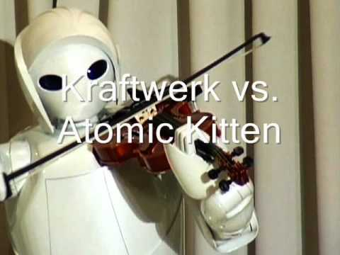 Kraftwerk vs.  Atomic Kitten