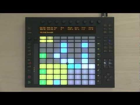 Ableton Push 1 Tutorial Part 2: Making Beats