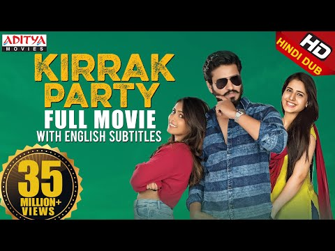 Kirrak Party 2018 New Released Full Hindi Dubbed Movie |Nikhil , Samyuktha , Simran