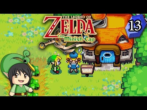 "The Legend of Zelda: The Minish Cap - Part 13: ""Poet"