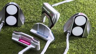 Odyssey White Hot RX Putters and the Odyssey Works Putters