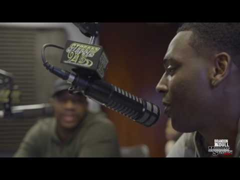 Young Dolph talks to Dj Holiday about Yo Gotti Beef -- Shot by @brandondull (Full Interview)