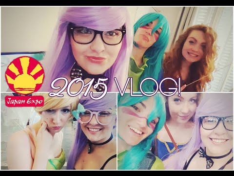 VLOG : Japan Expo Paris 2015!