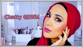 My thoughts on being an Influencer - GRWM | Amena