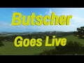 LS17 Livestream von Butscher . Gaming