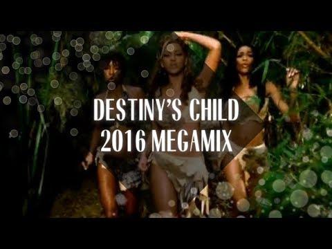 Destiny's Child: 2.0 Megamix [2016]