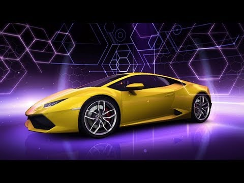 Unlocking The Lamborghini Huracán With 145 Blueprints In Asphalt 8 Mobile Play Part 2