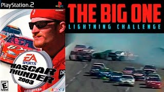 The Big One | NASCAR Thunder 2003 | Flashback Friday