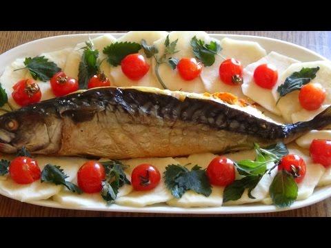 Рыба Святого Петра – готовим тилапию