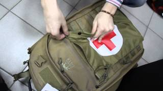 Тактический аптечный рюкзак TT «First Responder 2» (40 л.). Обзор(Тактический аптечный рюкзак TT «First Responder 2» (40 л.) в интернет-магазине Шанти-шанти.рф: https://goo.gl/sOLGVv Ранец Tasmanian..., 2013-11-03T16:53:12.000Z)
