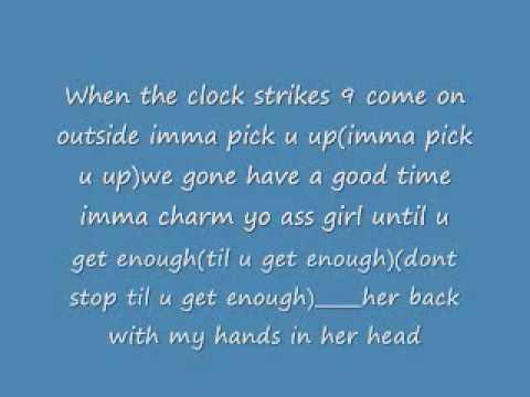 Travis Porter and Bryan J--Let me take you ou lyrics