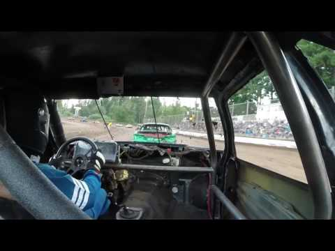 cottage Grove Speedway hornet main 6/17/17
