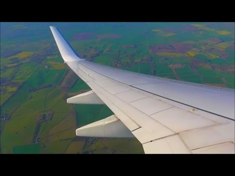 Transavia France Boeing 737-86J | Paris Orly to London Luton *Full Flight*