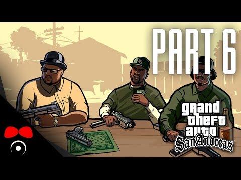 ÚNOS NA UDÍLENÍ CEN!   GTA: San Andreas #6