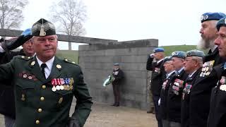 Veteraner markerer FN-dag