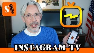 IGTV Instagram TV What is It and How Does it Work?