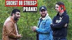 SUCHST DU STRESS (BLUETOOTH HEADSET) PRANK 2 | PVP