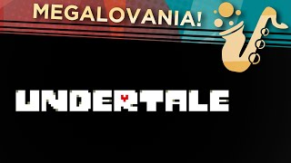 "Megalovania (From ""Undertale"") Saxophone Game Cover"