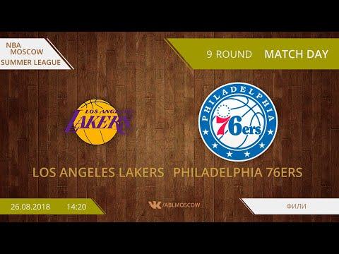 lakers vs 76ers - photo #40