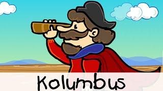 Kolumbus    Kinderlieder zum Lernen