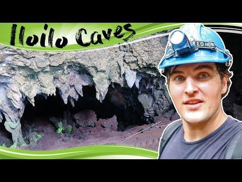 Iloilo Adventure: Exploring the Caves of Bulabog Putian National Park - Dingle, Philippines