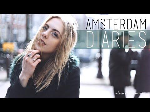 AMSTERDAM DIARIES // Senses Overload | chanelegance