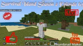 Minecraft PE Amazing Survival With Subscribers season 2 episode 65
