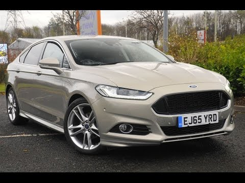 Used Ford Mondeo 2 0 Tdci 210 Titanium 5dr Powershift