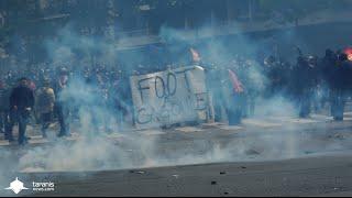 LOI TRAVAIL 14/6/2016 • PARIS : LA DERNIÈRE SOMMATION
