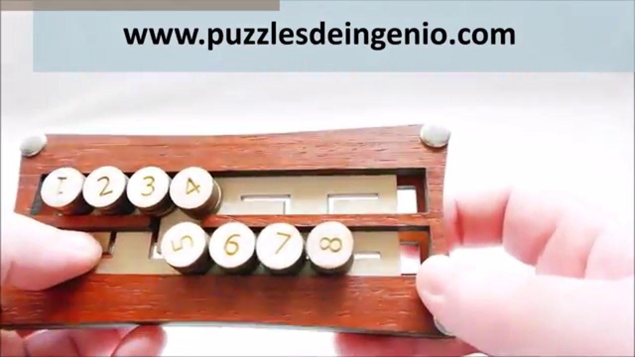 Demo Puzzle Nur 8 Jean Claude Constantin