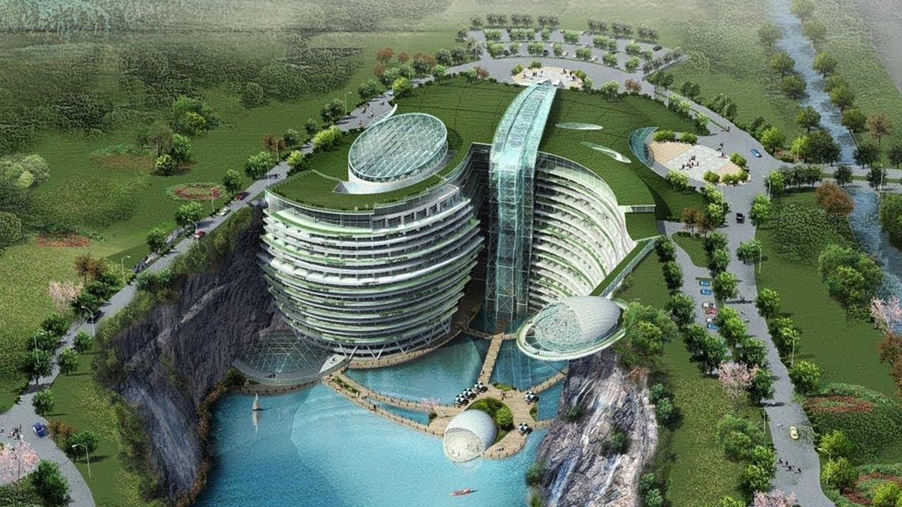 شنغهاي تبهر العالم بأفخم فندق من فئة خمس نجوم تحت الارض  - نشر قبل 7 ساعة