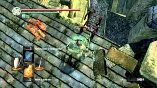 Dark Souls NG+ [Эпизод 8] ВОТ!... Нихрена...