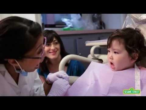 Sesame Street: Healthy Teeth, Healthy Me: Open Sesame Song