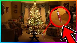 10 Ridiculous Sightings of Elf On A Shelf!