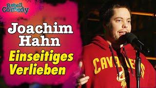Joachim Hahn – Einseitiges Verlieben