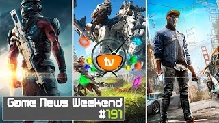 Game News Weekend — #191 Игровые Новости