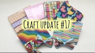 AIR BUBBLES (Craft update #17 + mini haul)| Alyssa