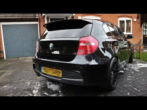 MSPORT BUMPER CONVERSION & INSTALL | BMW 1 SERIES E87
