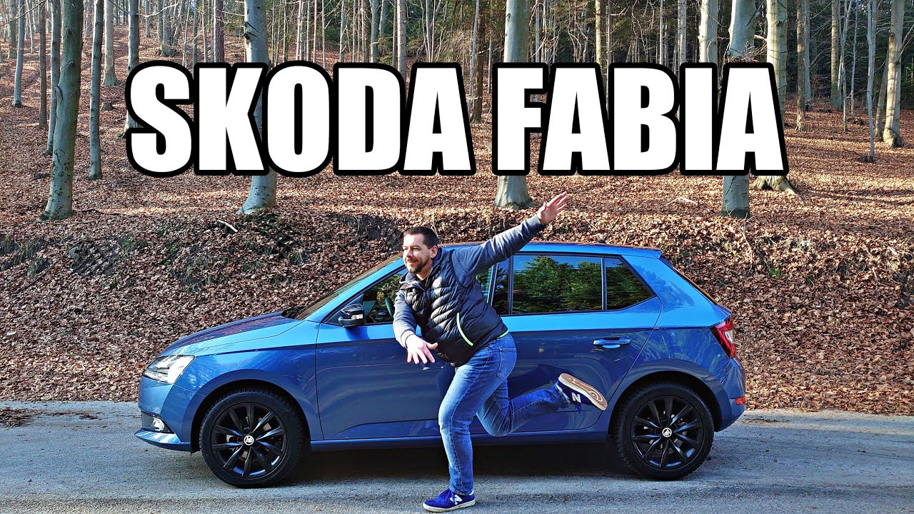 Skoda Fabia 2020 is the cheaper VW Polo (ENG) - Test Drive and Review